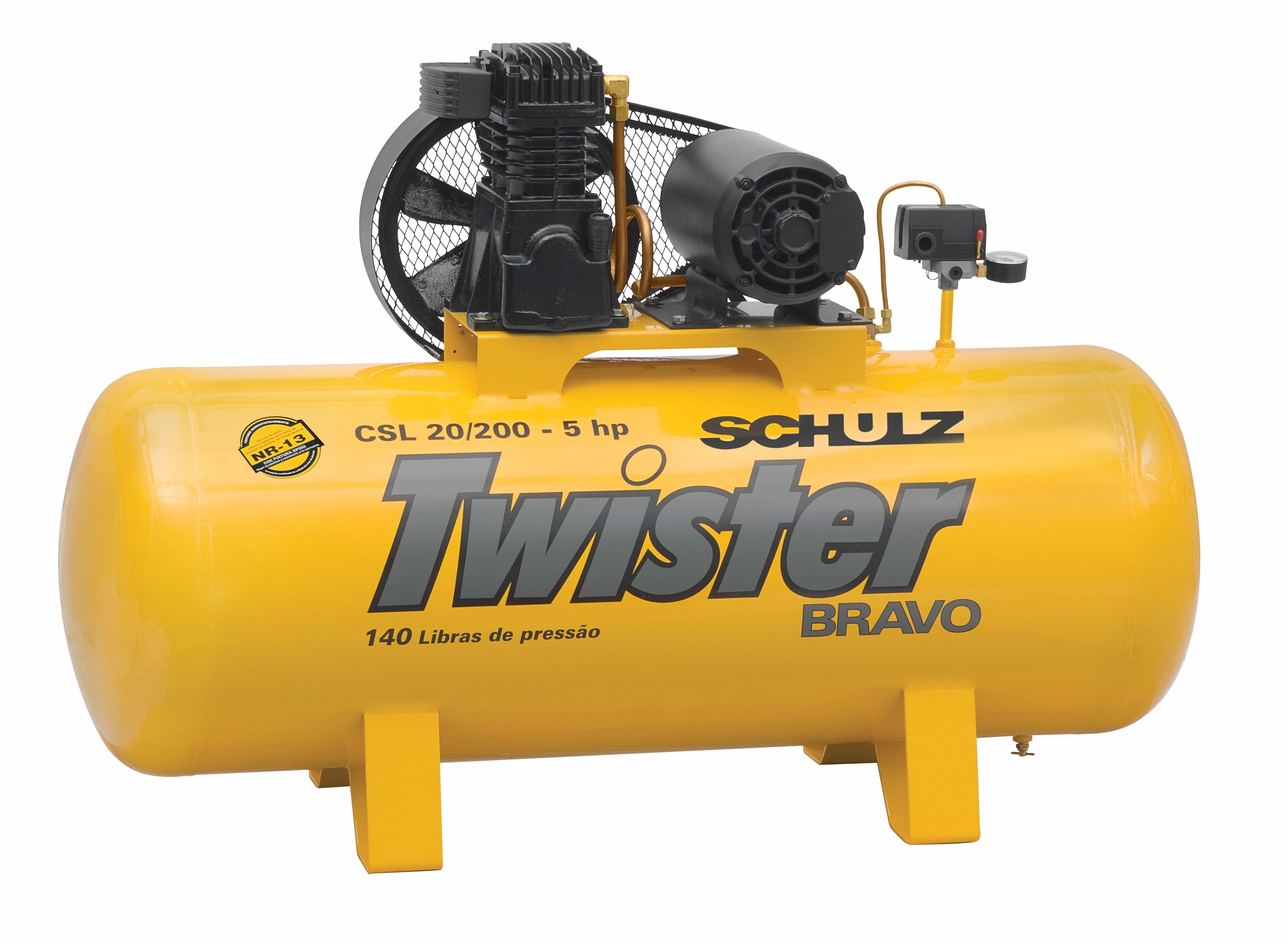 Locação de compressor de ar sp