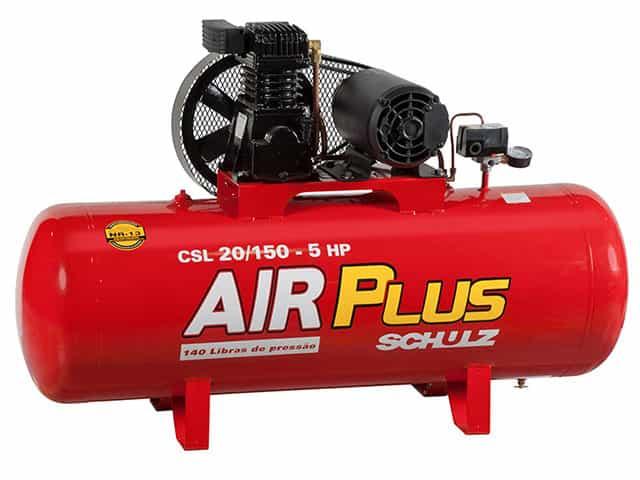 Locação de compressores de ar preço