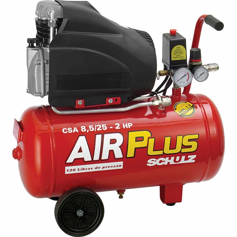 Aluguel de compressores de ar sp