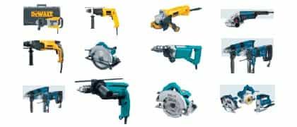 Aluguel de ferramentas
